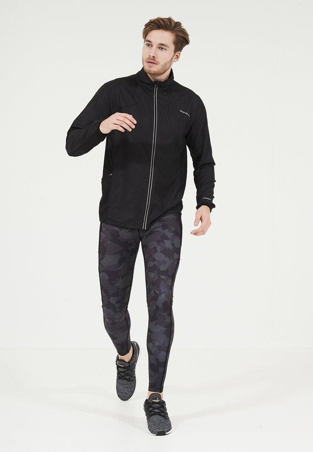 KOPO RUNNING XQL - Sports jacket - 1001 black