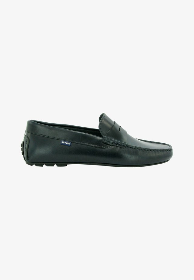 CITY LOAFERS - Instappers - navy