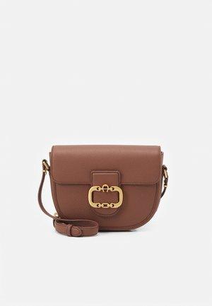 CELIA BAG - Across body bag - walnut brown