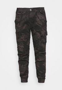 AIRMAN - Cargo trousers - black
