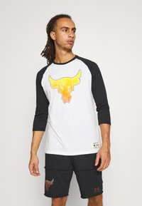 Under Armour - SLEEVE - Long sleeved top - onyx white - 0