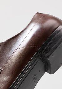 HUGO - Šněrovací boty - medium brown - 5