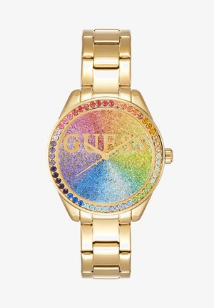 LADIES TREND - Watch - gold-coloured/multi-coloured