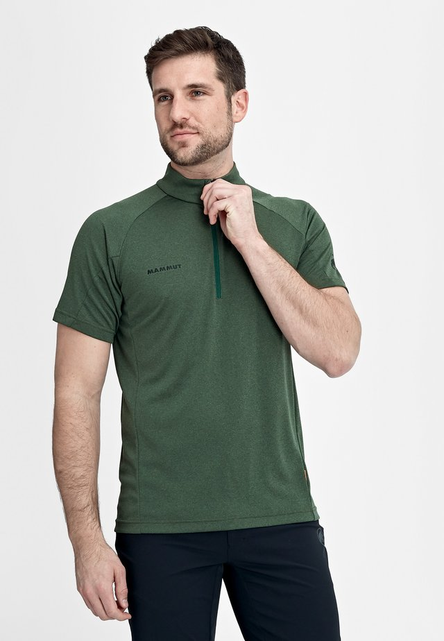 AEGILITY  - Print T-shirt - woods melange