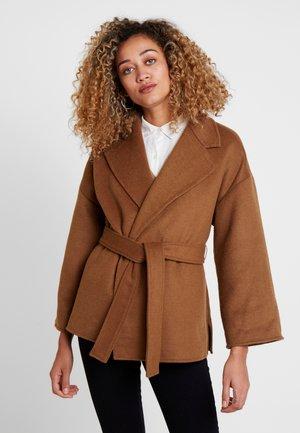 VEFA - Lett jakke - golden caramel