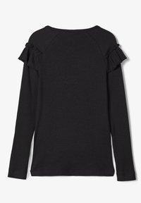 Name it - Long sleeved top - black - 1