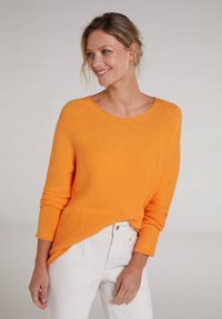 Oui - Jumper - orange - 0