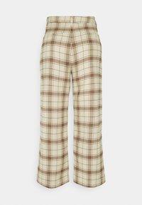 Mos Mosh - COMO RIA PANT - Trousers - cuban sand - 1