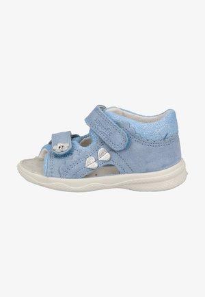 Baby shoes - hellblau