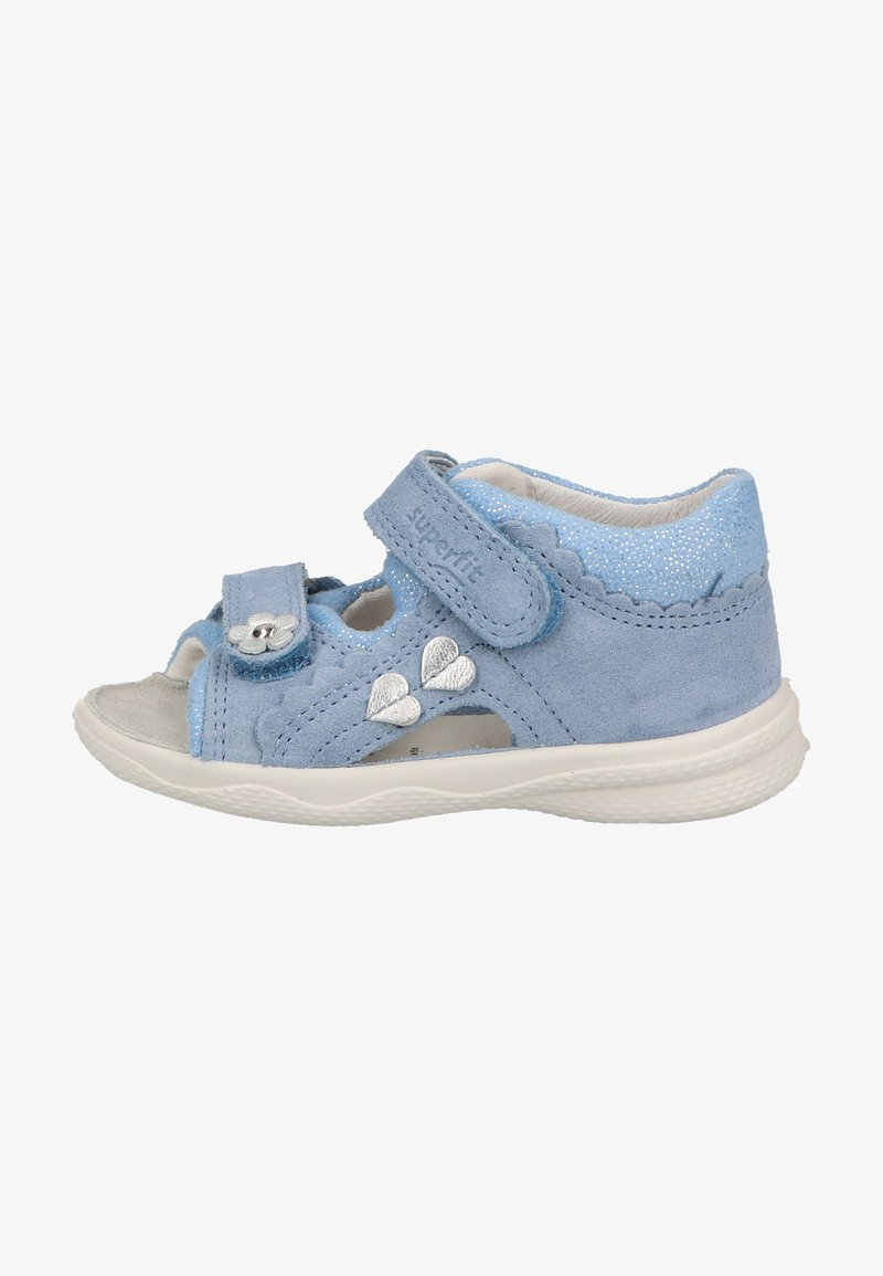 Superfit - Baby shoes - hellblau