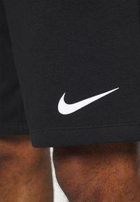 Nike Performance - SHORT - Sportovní kraťasy - black/white - 3