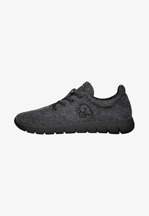 MERINO RUNNERS - Baskets basses - night grey