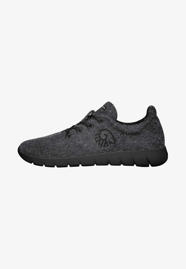 MERINO RUNNERS - Trainers - night grey