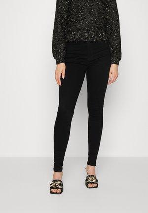 HIGHEST RISE - Jeans Skinny Fit - onyx black
