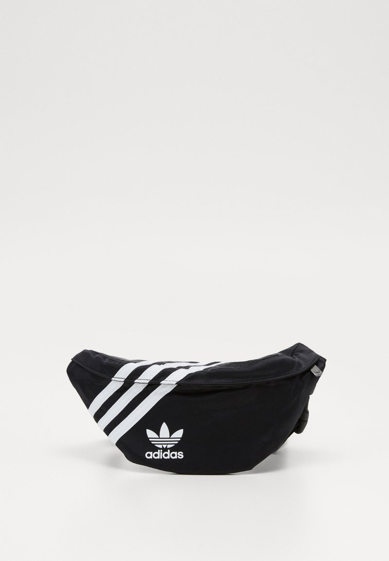 adidas Originals - FOR HER SPORTS INSPIRED WAISTBAG - Bæltetasker - black