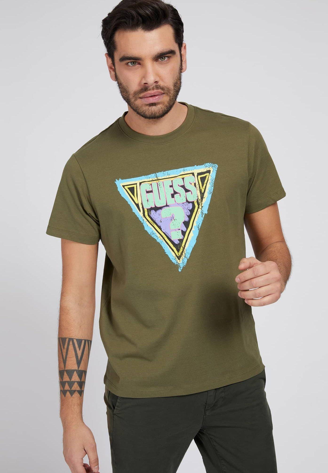 Homme LOGODREIECK - T-shirt imprimé