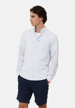 Skjorta - lt blue/white stripe