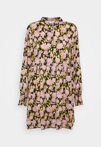 JDY - JDYCARMEN SHORT DRESS - Košilové šaty - black - 5