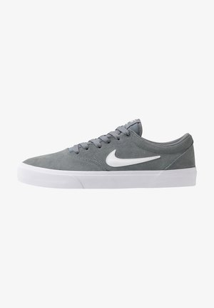 CHARGE - Skateboardové boty - cool grey/white