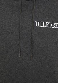 Tommy Hilfiger - LOGO ON HOODHOODY - Hoodie - dark grey heather - 2