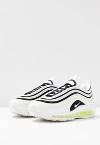 Nike Sportswear - AIR MAX 97 - Sneakers laag - summit white/black/barely volt/white - 4