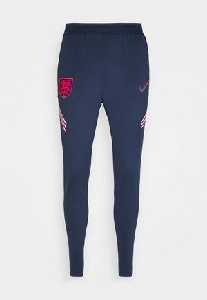 ENGLAND ENT DRY PANT  - Pelipaita - midnight navy/sport royal/challenge red