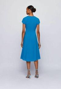 BOSS - DATENA - Day dress - open blue - 2