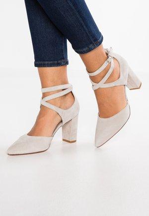 Klassiske pumps - grey