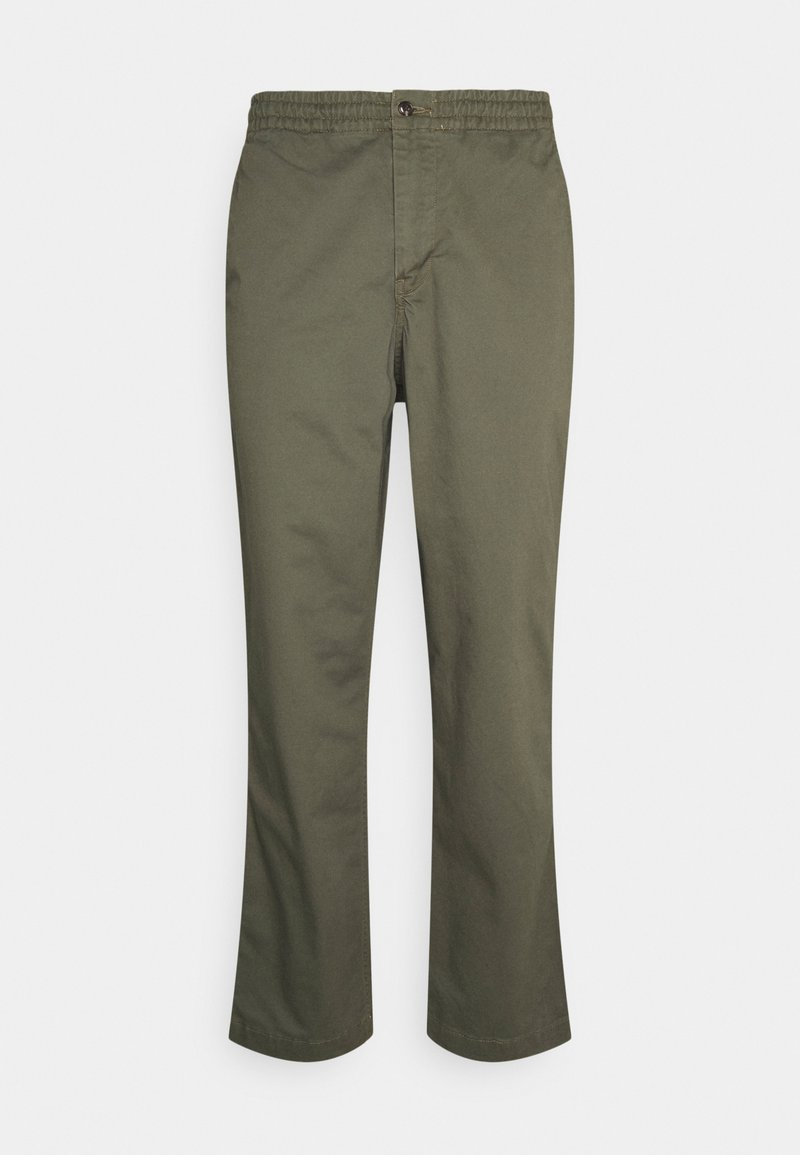 Polo Ralph Lauren - FLAT PANT - Chinos - expedition olive
