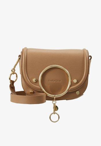 Mara bag - Across body bag - coconut brown
