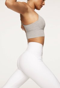 OYSHO - Brassières de sport à maintien normal - grey - 3