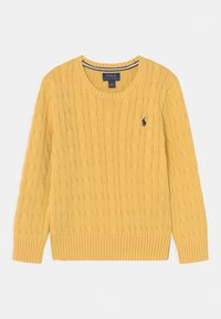 campus yellow