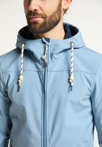 Schmuddelwedda - Soft shell jacket - denimblau - 3