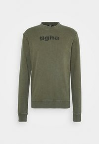 Tigha - OLI - Mikina - vintage military green - 0