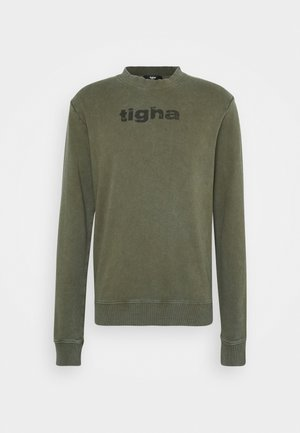 OLI - Collegepaita - vintage military green