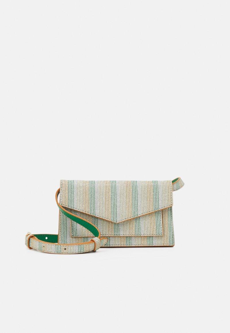 Becksöndergaard - GLITZA REGINA BAG - Across body bag - golf green