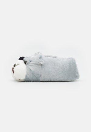 BULLDOG - Tohvelit - grey