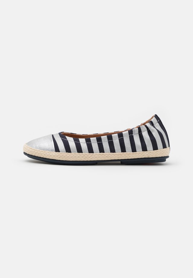 ALLEGRO STRIPE - Ballerinasko - midnight navy