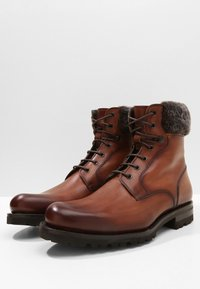 Magnanni - MERINILLO  - Lace-up ankle boots - caoba - 2