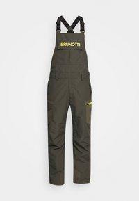 Brunotti - Zimní kalhoty - pine grey - 6