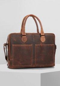 Jack Kinsky - BALTIMORE - Briefcase - cognac - 1