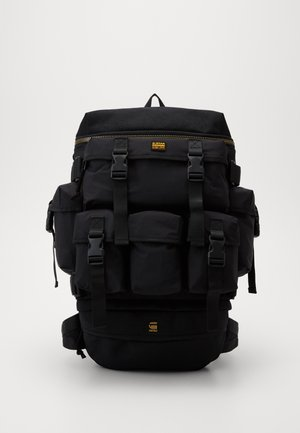 ESTAN DETACHABLE POCKET BACKPACK - Batoh - black