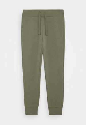 BASIC BOY - Tracksuit bottoms - khaki