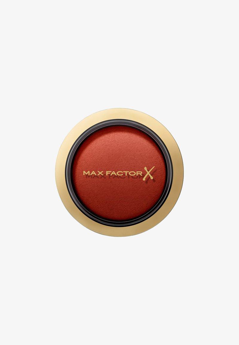 Max Factor - CRÈME PUFF BLUSH - Blusher - nude
