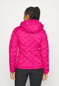 Icepeak - DADEVILLE - Down jacket - hot pink - 2