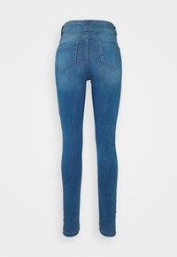 Dorothy Perkins Tall - TALL FRANKIE - Jeans Skinny Fit - mid wash denim - 1