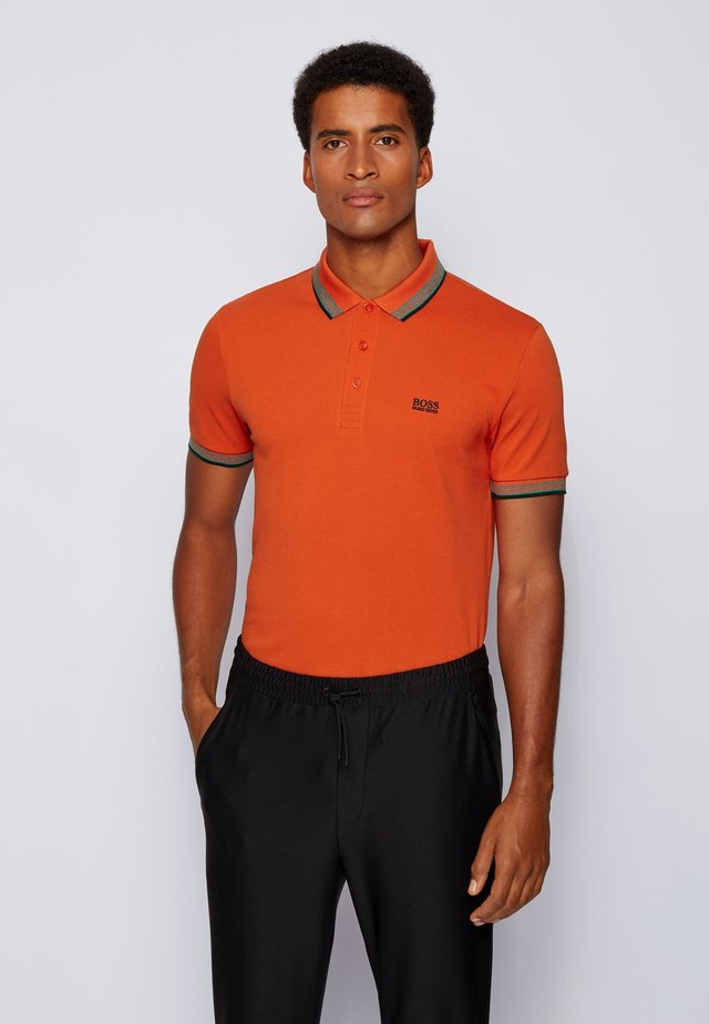 PADDY - Polo - dark orange