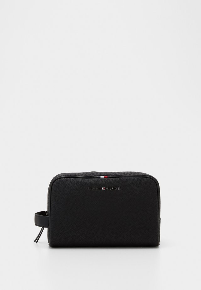 ESSENTIAL WASHBAG - Wash bag - black
