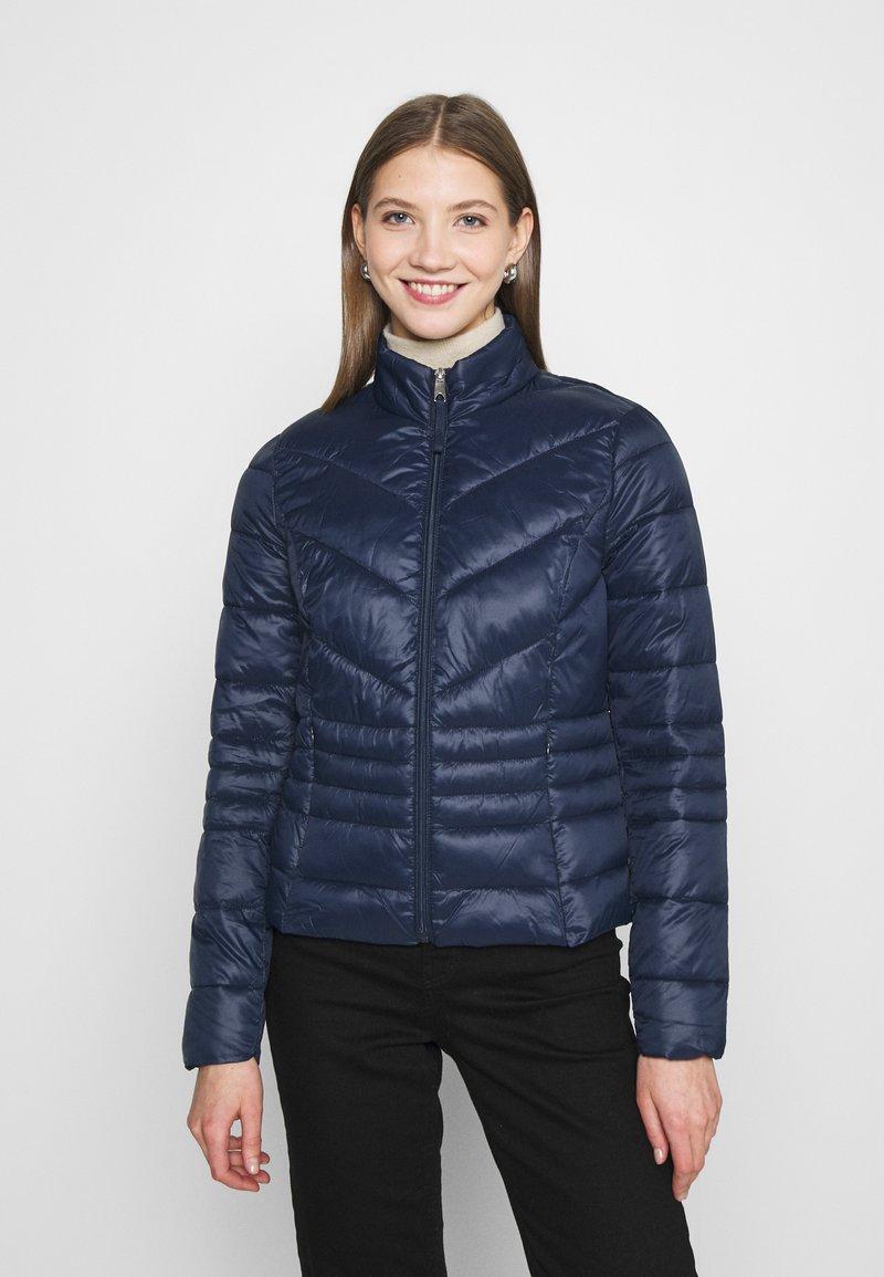 Vero Moda - VMSORAYASIV JACKET  - Lett jakke - navy blazer