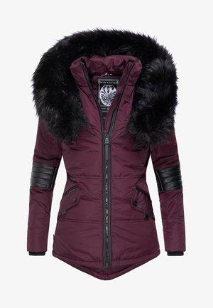 NIRVANA - Winter jacket - burgundy
